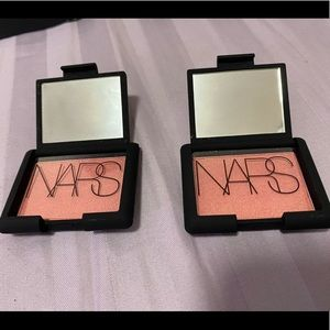 New Sample Size .12 Oz/3.5 G NARS ORGASM BLUSHx2
